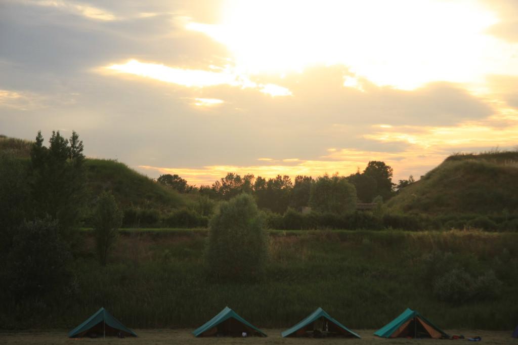 prima notte in tenda - Copia