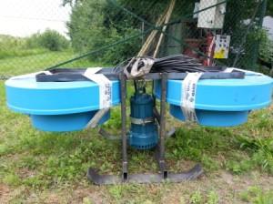 Scova Impianti montaggio pompa Caprari